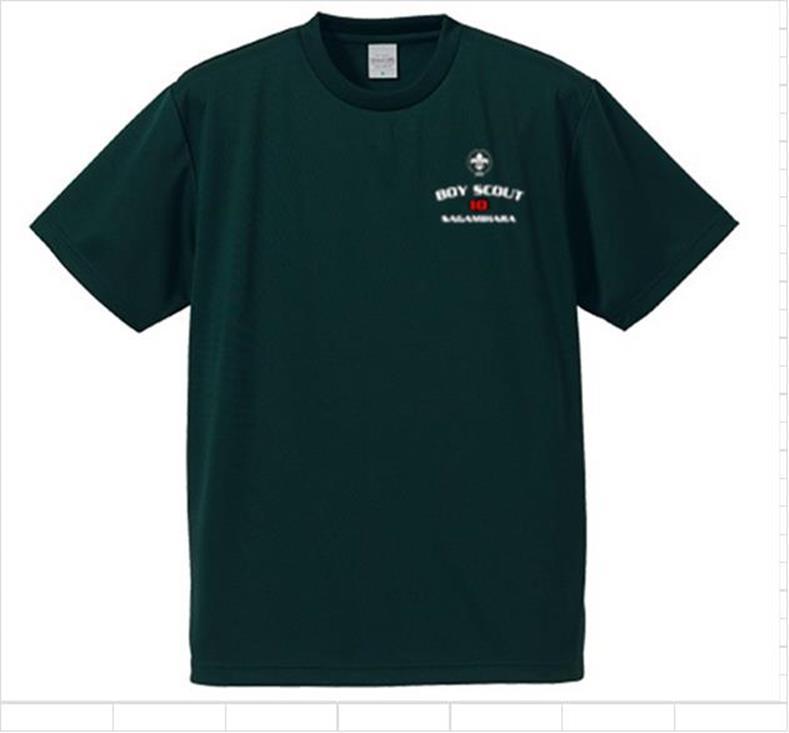団Tシャツ見本